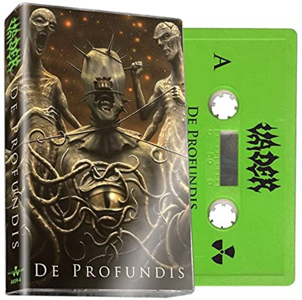 Vader - De Profundis [Lime Green Cassette]