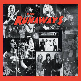 The Runaways: Right Now/Black Leather