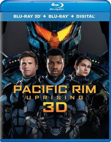 Pacific Rim Uprising [3D]