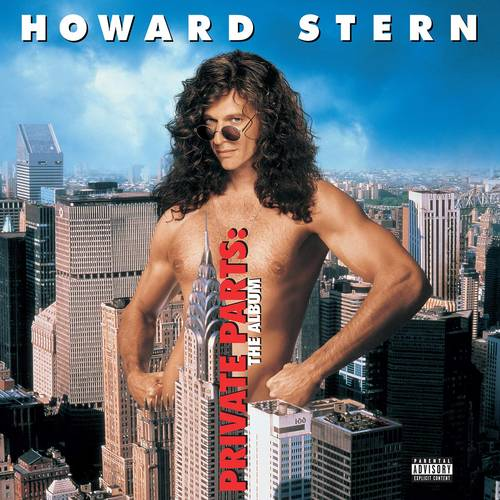 Howard Stern Private Parts: The Album [2LP]