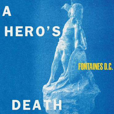 A Hero's Death [Limited Edition Stormy Blue LP]