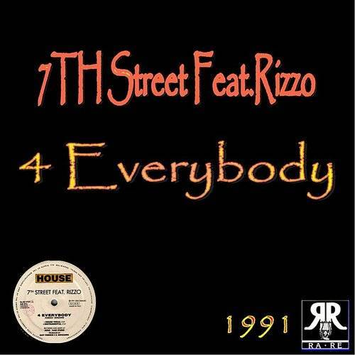 4 Everybody (Feat. Rizzo) (4-Track Maxi-Single)