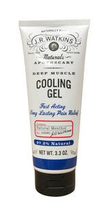 Body Product - J.R. Watkins Cooling Gel