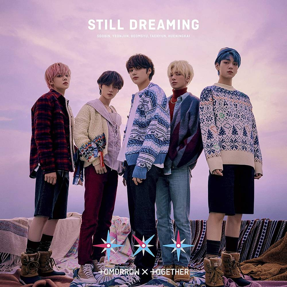 TOMORROW X TOGETHER - STILL DREAMING [Limited Edition B - CD/DVD]
