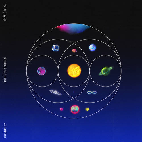 Coldplay - Music of the Spheres [Recycled Color LP]