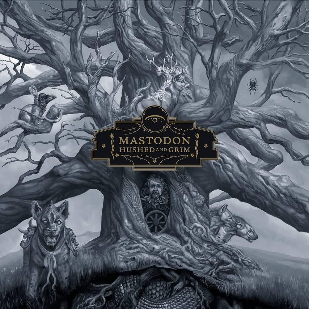 Mastodon - Hushed And Grim [Black 2LP]