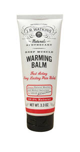 Body Product - J.R. Watkins Warming Balm