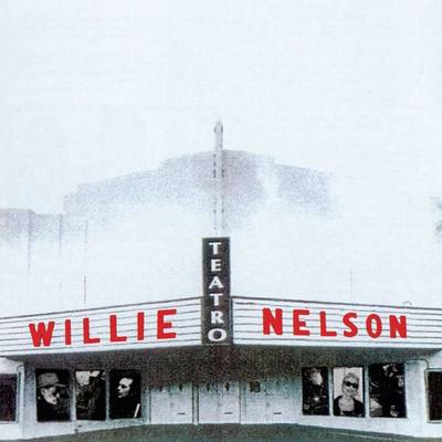 Willie Nelson - Teatro - The Complete Sessions [CD/DVD]
