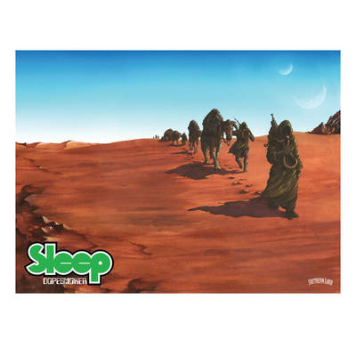 Sleep - Dopesmoker [Indie Exclusive Limited Edition Hazy Translucent Green LP]