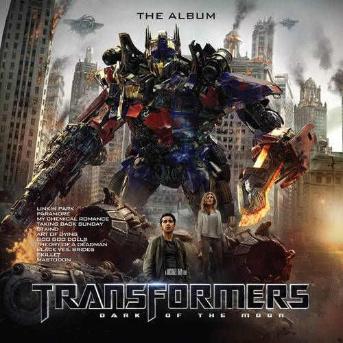 Transformers: Dark of The Moon - The Album [Soundtrack LP]