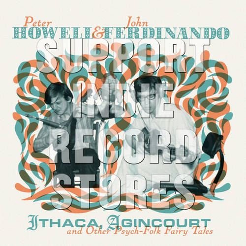 Ithaca, Agincourt And Other Psych-Folk Fairy Tales [RSD 2019]