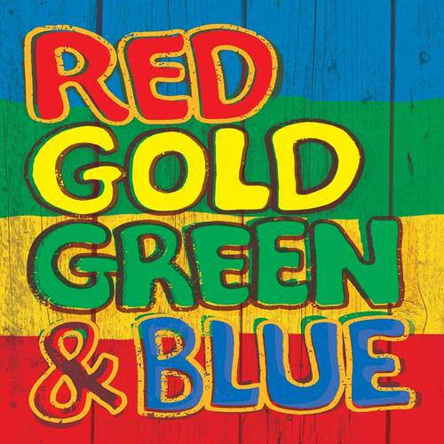 Red Gold Green & Blue [LP]