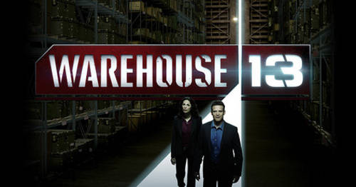 Warehouse 13 [TV Series]