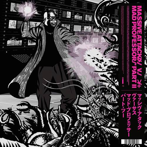 Massive Attack v Mad Professor Part II Mezzanine Remix Tapes '98 [Pink LP]