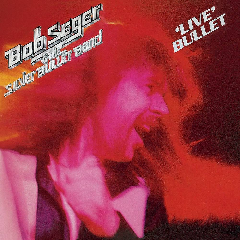 Bob Seger & The Silver Bullet Band - Live Bullet [Indie Exclusive Limited Edition Orange Swirl 2LP]