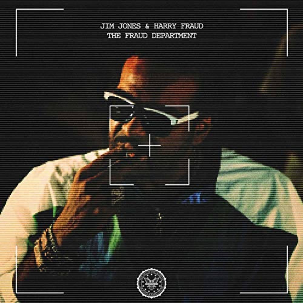 Jim Jones & Harry Fraud - The Fraud Department [Coke Bottle Clear LP]