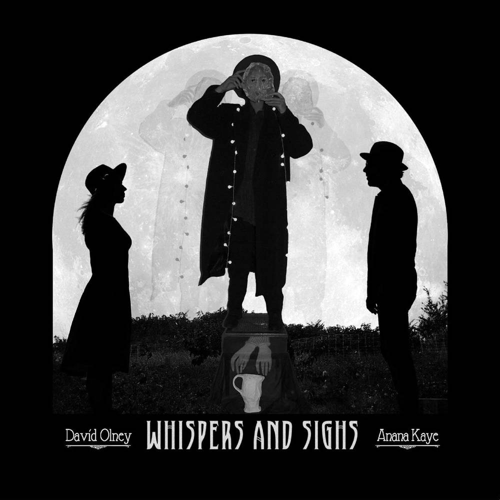 David Olney & Anana Kaye - Whispers And Sighs [LP]