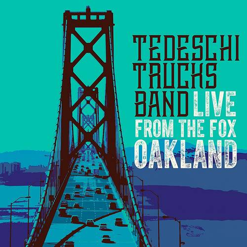 Live From The Fox Oakland [2 CD/DVD]