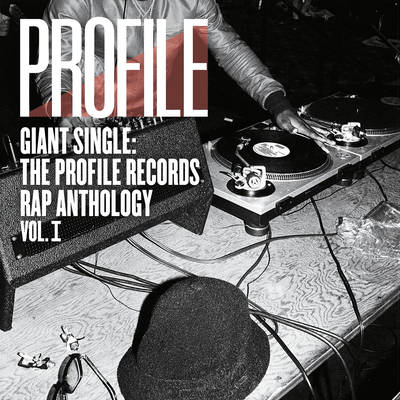Various Artists - Giant Single: Profile Records Rap Anthology V1