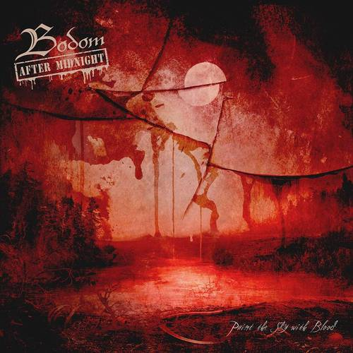 Bodom After Midnight - Paint The Sky With Blood EP [Gold 10in Vinyl]