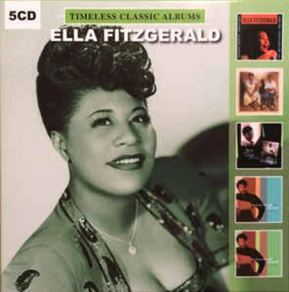 Ella Fitzgerald - Timeless Classic Albums