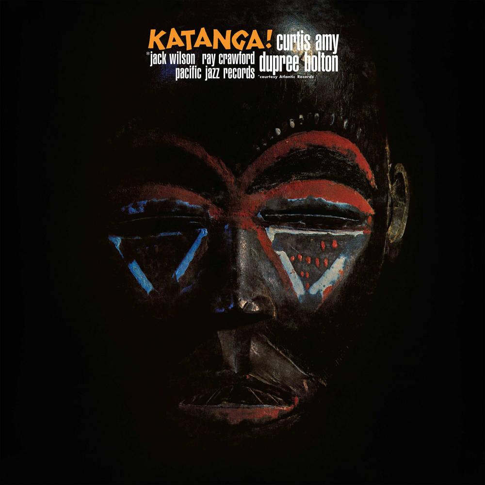 Curtis Amy  / Bolton,Dupree - Katanga