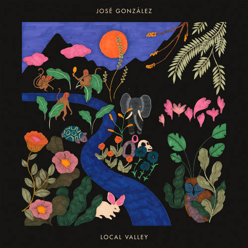 José González - Local Valley [Indie Exclusive Limited Edition Green LP]