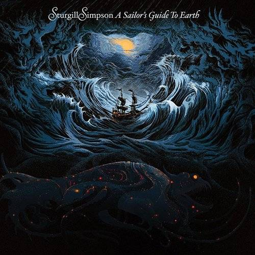A Sailor's Guide To Earth [Limited Edition Blue Vinyl]
