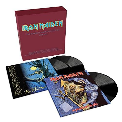 The Complete Albums Collection 1990 - 2015 [Limited Edition LP Box Set]