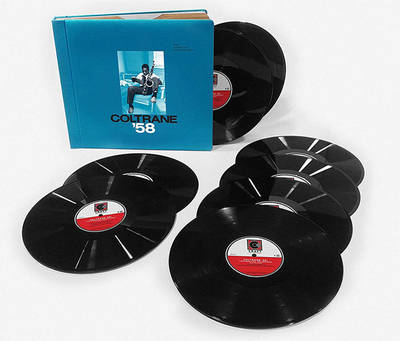 John Coltrane - Coltrane '58: The Prestige Recordings [LP Box Set]
