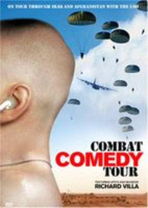 Combat Comedy Tours