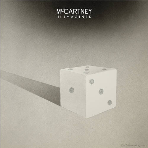 Paul McCartney - III Imagined [Indie Exclusive Limited Edition Gold 2LP]
