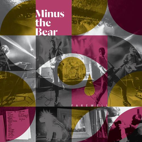 Minus The Bear - Farewell [Grey 3LP]