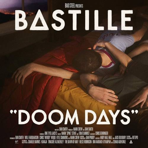 Doom Days [Indie Exclusive Limited Edition Red/Black Splatter LP]