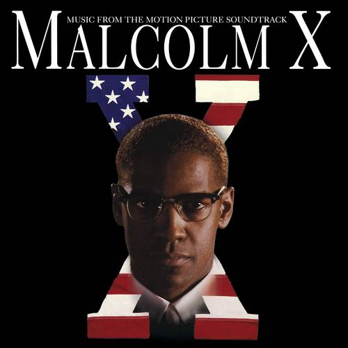Malcolm X Music From the Motion Picture Soundtrack [LP]