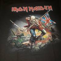Iron Maiden - IRON MAIDEN TROOPER TSHIRT (L)