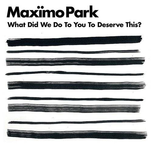 What Did We Do To You To Deserve This? - Single