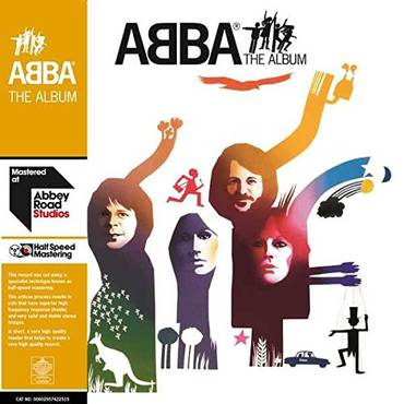 ABBA: The Album 40th Anniversary [2LP]