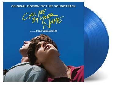 Call Me By Your Name [Limited Edition Soundtrack Blue LP]