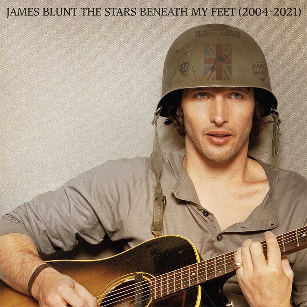 James Blunt - The Stars Beneath My Feet (2004-2021) [2CD]