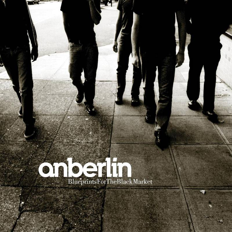 Anberlin Blueprints For The Black Market