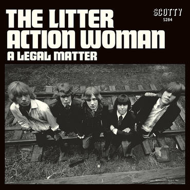 Action Woman/A Legal Matter