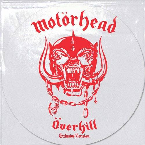 Overkill [Limited Edition White LP]