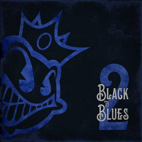 Black To Blues: Volume 2 EP [Transparent Blue Vinyl]
