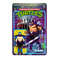 Tmnt - TMNT SHREDDER REACTION FIGURE
