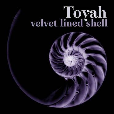 Velvet Lined Shell (10in) (Colv) (Purp) (Uk)
