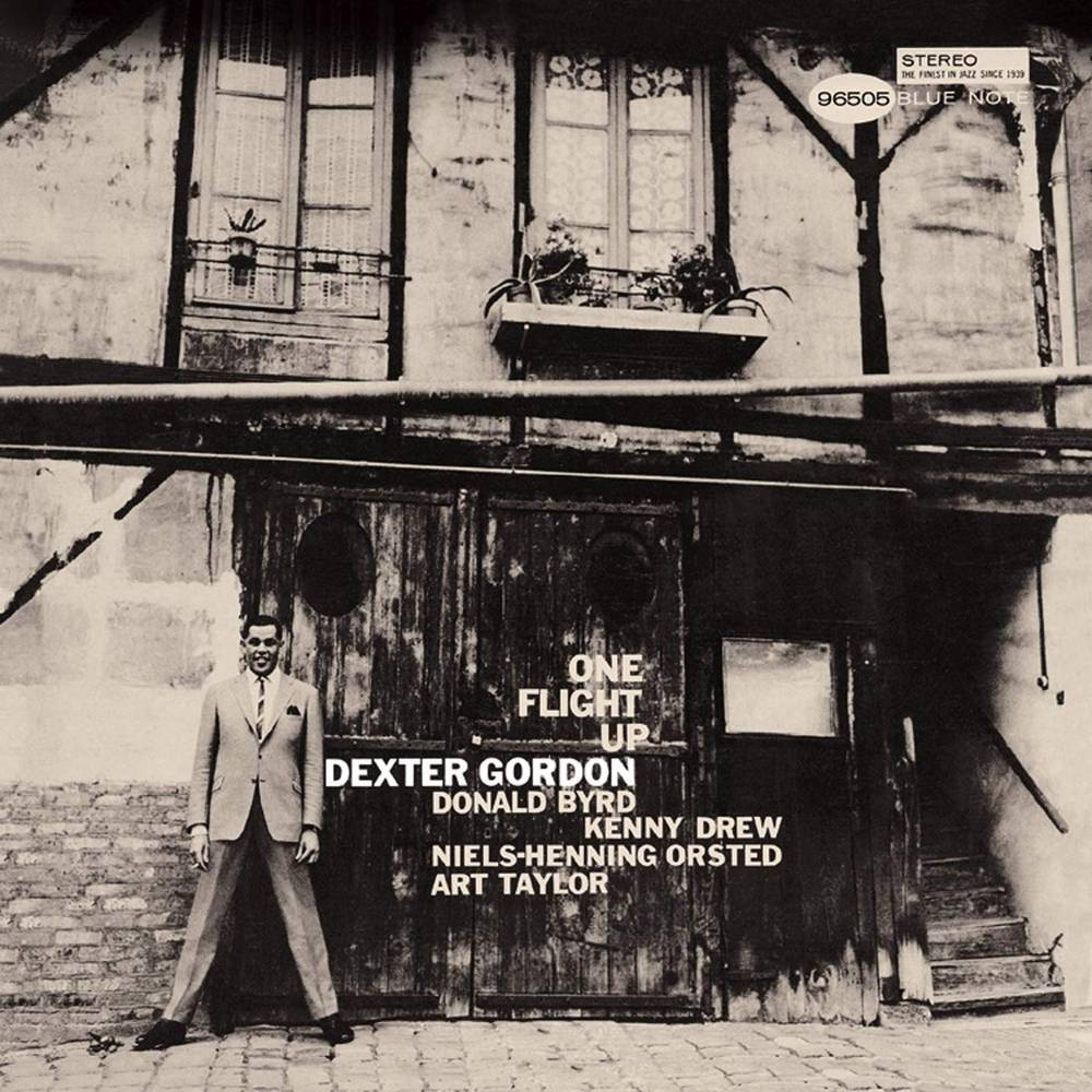 Dexter Gordon - One Flight Up One Flight Up [Blue Note Tone  Poet Series LP]