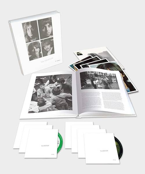 The Beatles (The White Album): Anniversary Edition [Import Deluxe]