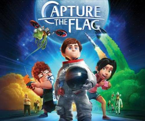 Capture The Flag Movie Monster Music Amp Movies Cds
