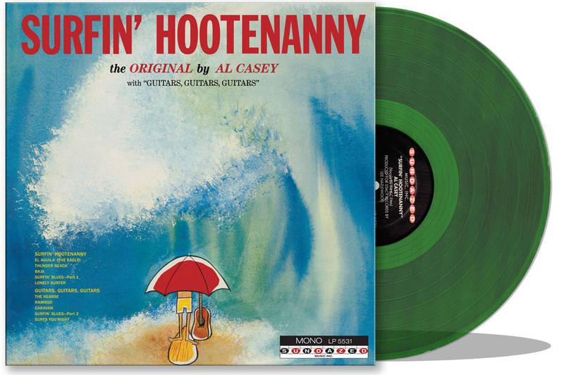AL CASEY SURFIN' HOOTENANNY